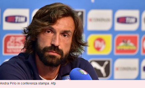皮尔洛宣布世界杯后退出国家队 称蓝军能捧杯