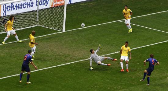 巴西创84年最耻辱纪录 7战丢14球成历史最差