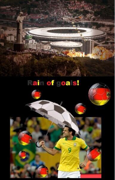 世界杯午报-1铁律安慰巴西 C罗粉丝被逼跳楼
