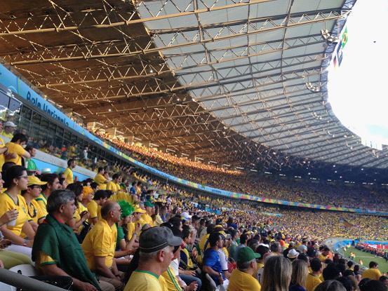 【手记】今夜巴西球迷不哭
