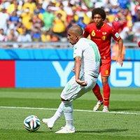 阿尔及利亚费古利点球破门