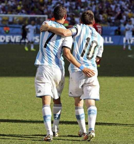 阿根廷3届8强创84年纪录 不败光环护体冲决赛
