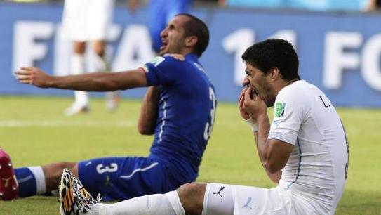 FIFA驳回苏亚雷斯上诉 苏牙翻案仍有一线希望