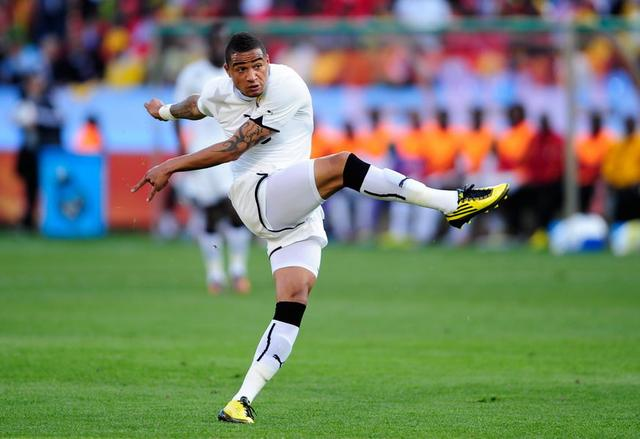 米兰昔日王子依旧浪射 博阿滕扛不起加纳足球