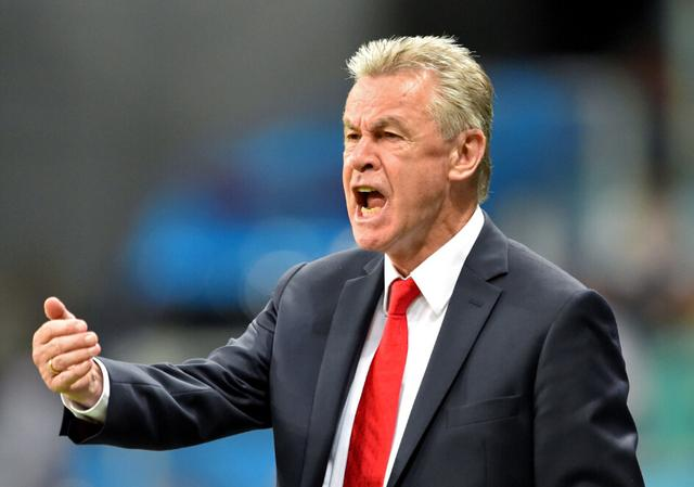 瑞士主帅:瑞士足球最悲伤一天 后防溃不成军