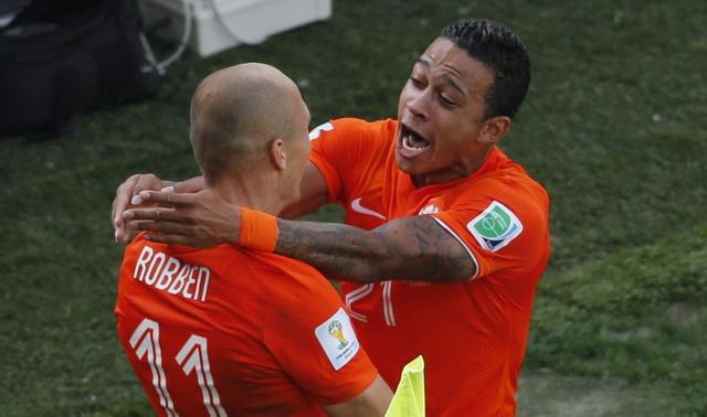 小组赛之王!荷兰全胜晋级 20年小组赛不败