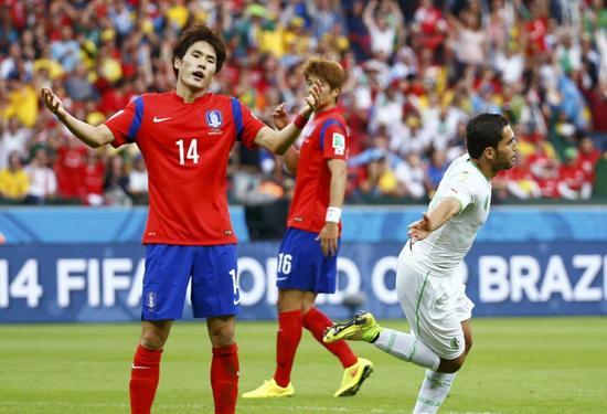 50分钟不射反扑已晚 韩国为保守战术付出代价