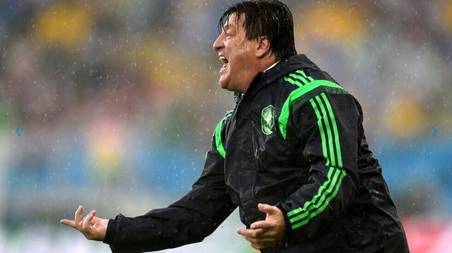 墨西哥主帅:裁判吹掉2个好球 最终获胜万幸