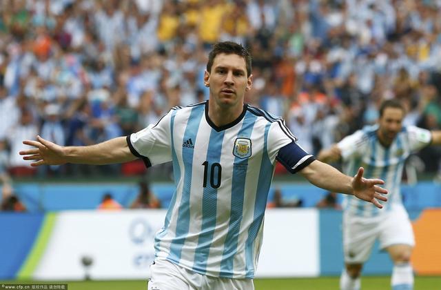 朱广沪:阿根廷中前场需磨合 梅西世界最佳