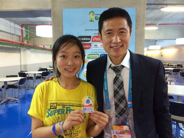 专访李荣灼:金英权有待成熟 韩国防守待加强