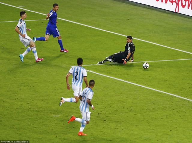 德甲锋霸替补送入球 波黑史上世界杯首球诞生