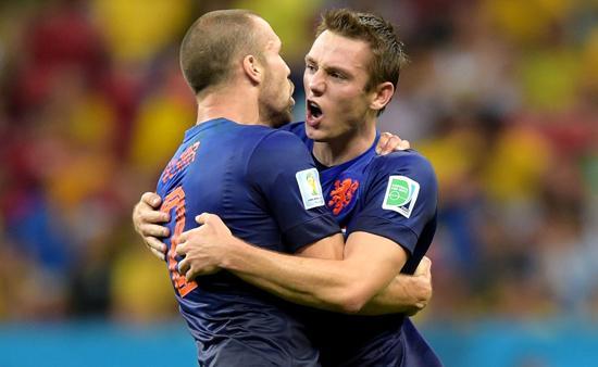 德弗里:超强自信助荷兰获胜 赢巴西球迷尊重
