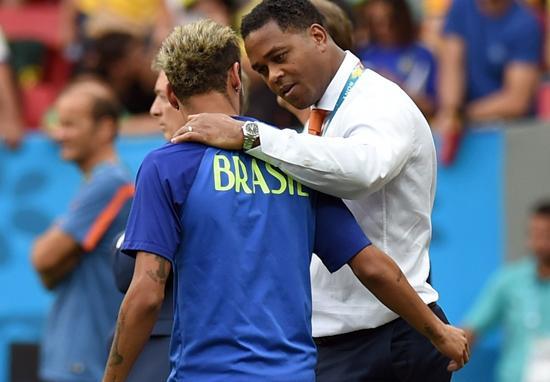 克鲁伊维特:荷兰无点球运气 内马尔受伤遗憾