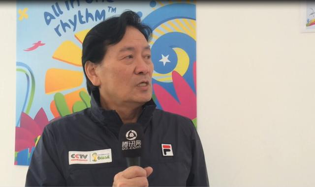 专访朱广沪:亚洲水平拉近欧美 梅西关键先生