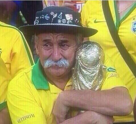 世界杯神纪录:K神16球超越大罗 巴西1-7之耻
