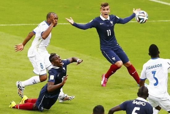 16年最年轻法国队 阵中90后成球队中流砥柱