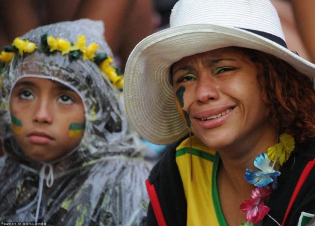 【舌战】白岩松:谁该为巴西足球的惨败负责