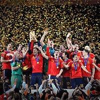 高清:西班牙VS荷兰历史回眸