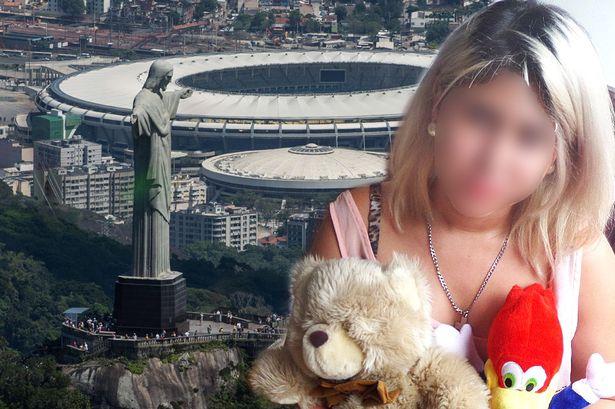 惨!巴西少女因世界杯被迫卖淫 最小仅11岁