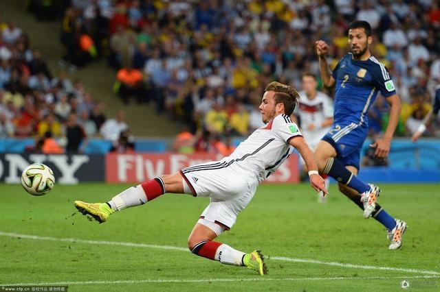 格策:进球捧杯仿佛做梦 德国队冠军当之无愧