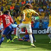 巴西路易斯打破僵局
