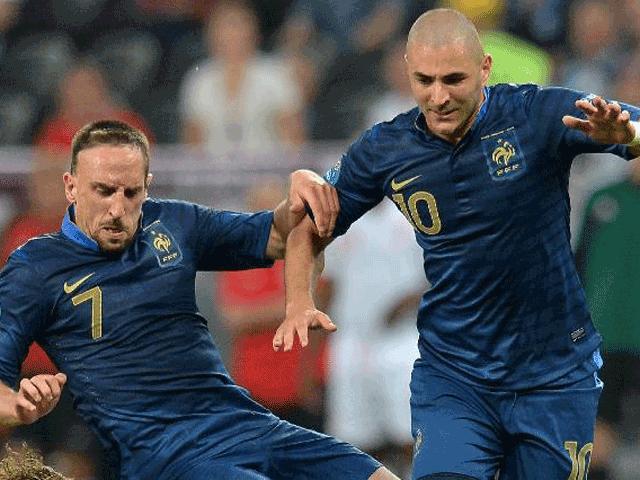 热身横扫挪威  法国攻击线竞争激烈截图