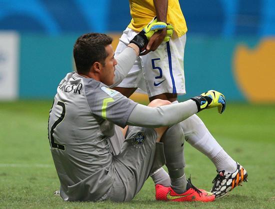 塞萨尔:丢14球感觉太糟糕 我最后一届世界杯