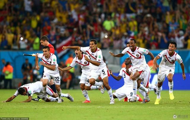 世界杯-哥斯达黎加点杀希腊进8强 将战荷兰