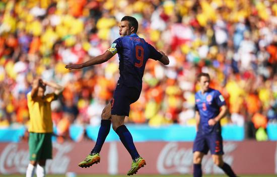 范佩西:荷兰踢433更习惯 澳大利亚值得尊敬