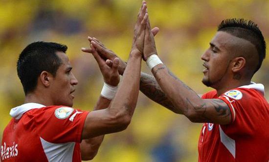 智利公布世界杯23人大名单 桑切斯比达尔领衔