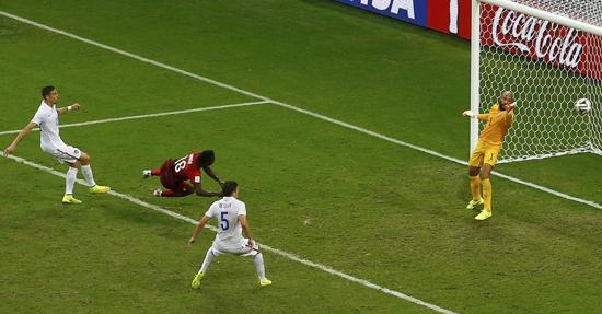 最迟进球!瓦雷拉演神奇救火兵 欧洲杯也是他