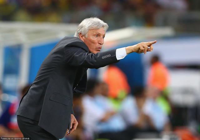 佩克尔曼:很高兴大胜晋级 踢乌拉圭将是苦战