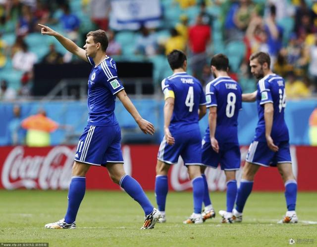 世界杯-波黑3-1胜伊朗双双出局 亚洲首胜难求