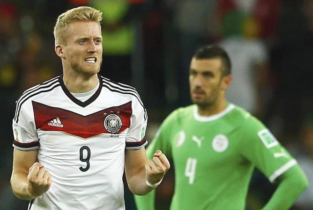 拉姆称德国踢得并不好 许尔勒:进球依靠运气