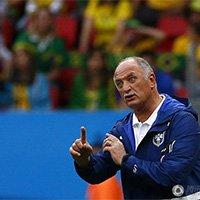 巴西队主教练斯科拉里
