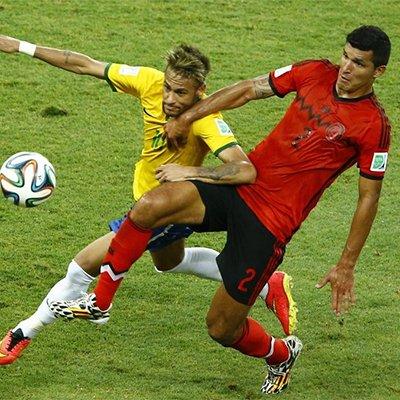 巴西0-0墨西哥-内马尔难奈无敌门神