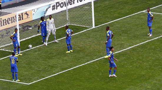 厄瓜多尔陷入诡异魔咒 世界杯赛场凡丢球必败