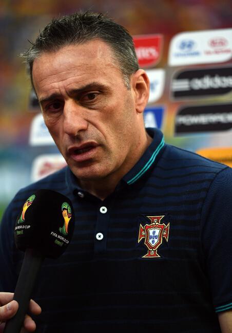 葡萄牙主帅:出局责任都在我 下个目标欧洲杯