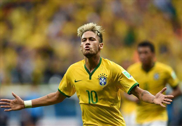 巴西VS智利前瞻:双雄对决 桑切斯PK内马尔_世