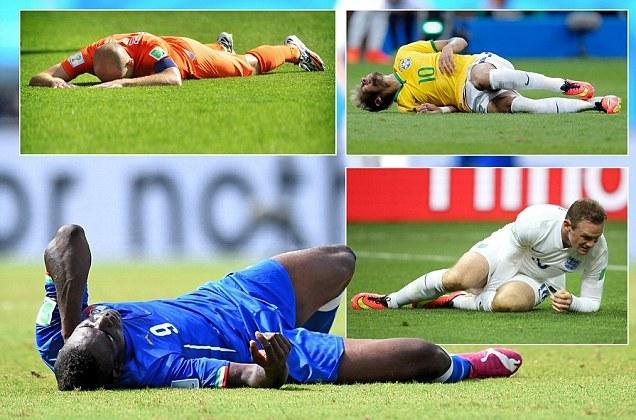 世界杯早报-C罗出局德国晋级 亚洲四队遭灭门