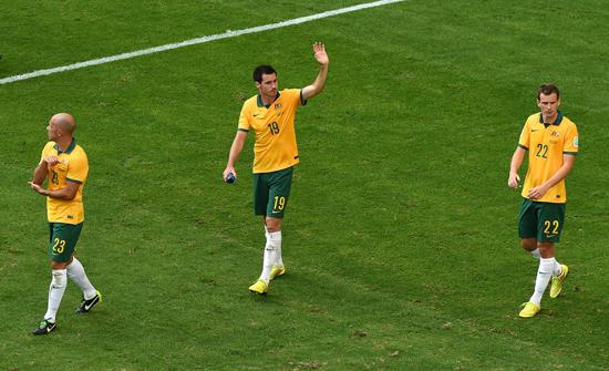 三连败出局!澳大利亚创队史最差 近6战未胜