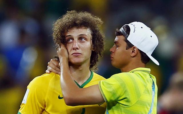 路易斯:对不起巴西人民 生命中从未如此崩溃