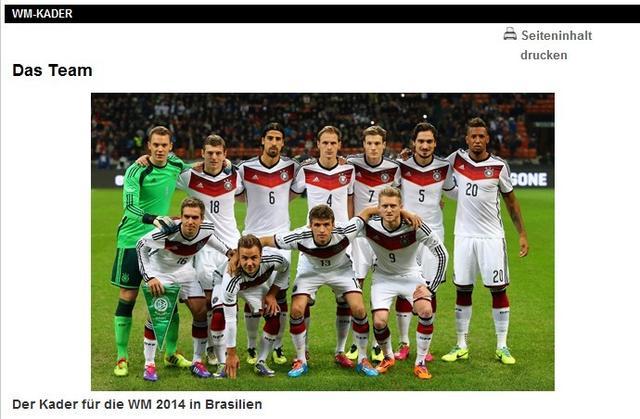 德国公布球衣号码:厄齐尔8号 波尔蒂10号