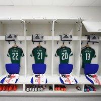 墨西哥1-0喀麦隆 更衣室战袍抢先看