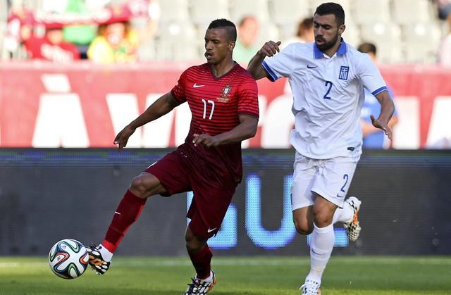 热身赛-葡萄牙0-0闷平希腊 C罗佩佩因伤缺阵