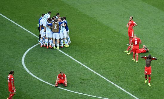 破魔咒!阿根廷绝杀 24年淘汰赛首胜欧洲强敌