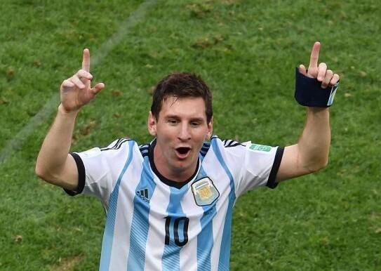 8战0球魔咒?梅西1挑4连秀妙传 阿根廷氧气机