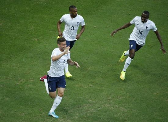 法国2场8球向荷兰宣战 雄鸡教意英西如何进攻