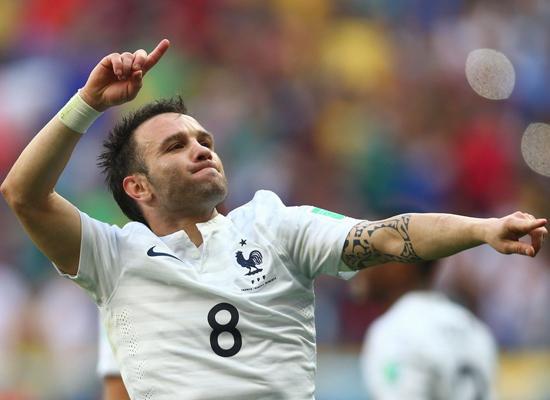 小个子领袖助法国挺进八强 下一目标大力神杯