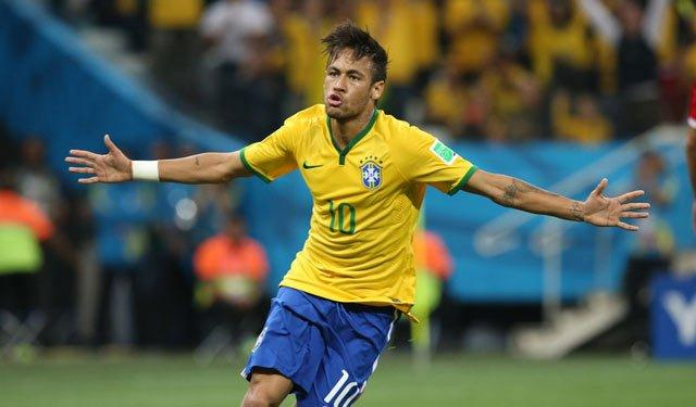 张晓舟:内马尔寻回巴西足球的灵魂